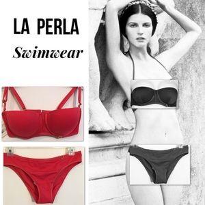 La Perla Swimwear Two Piece Bikini-NWT